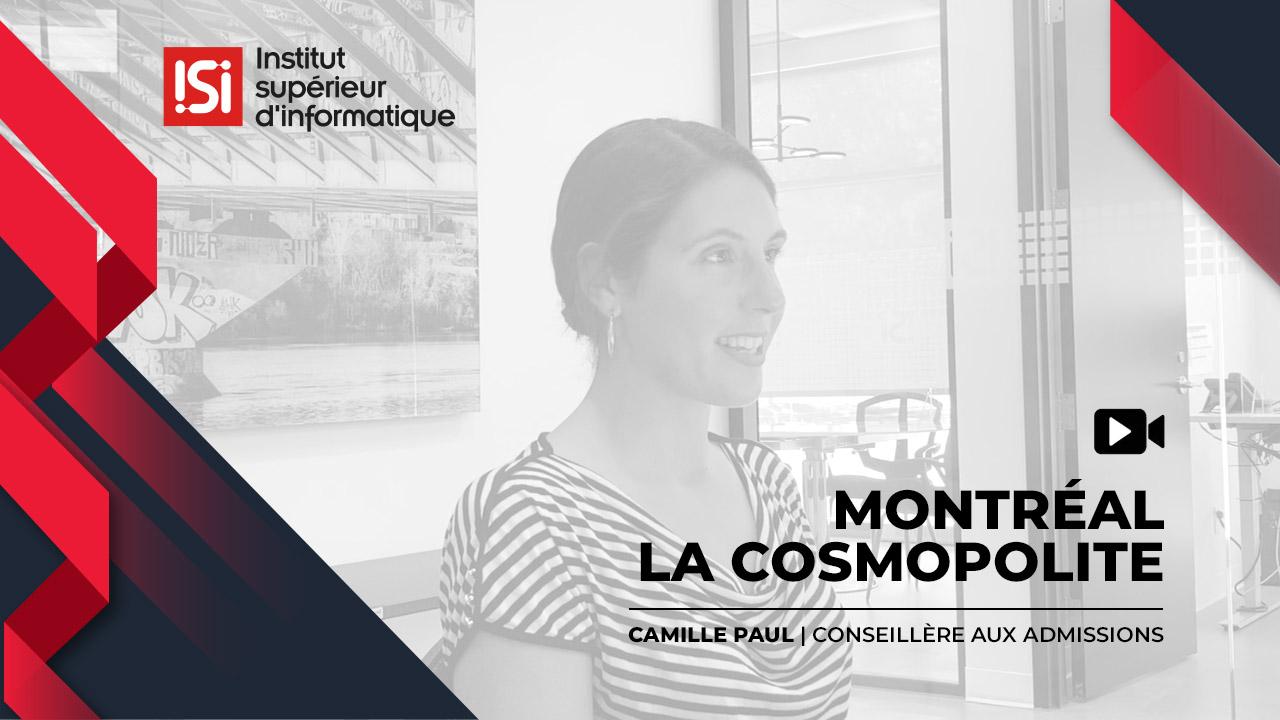 Montréal la cosmopolite